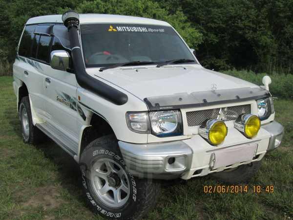 Mitsubishi Pajero, 1997 год, 150 000 руб.