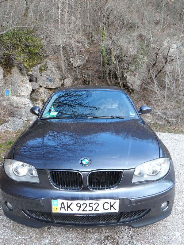 BMW 1-Series, 2006 год, $16000
