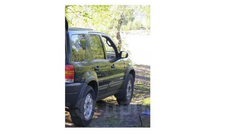 Ford Maverick, 2002 год, 350 000 руб.