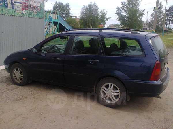 Ford Focus, 2002 год, 200 000 руб.