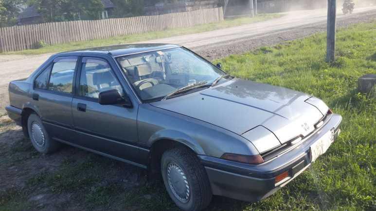 Honda Integra, 1987 год, 50 000 руб.