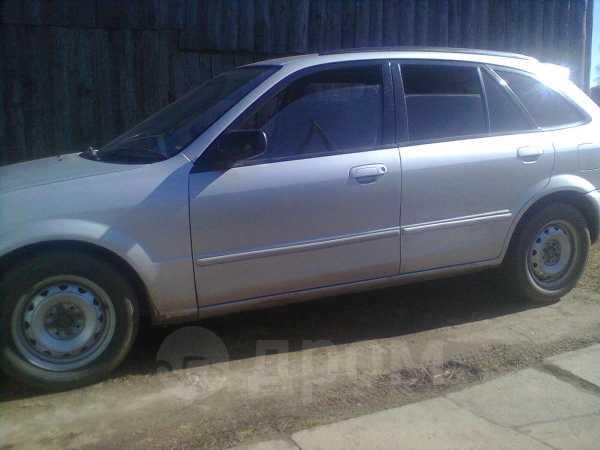 Mazda Familia S-Wagon, 1998 год, 130 000 руб.