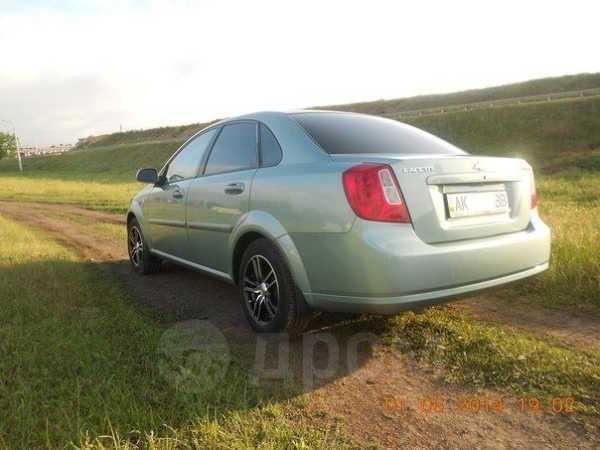 Chevrolet Lacetti, 2008 год, 400 000 руб.