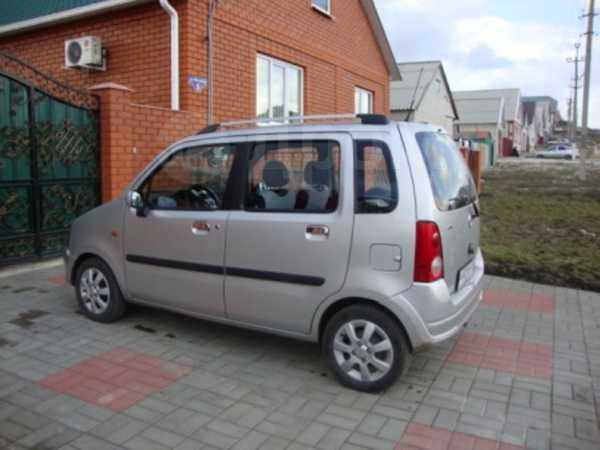 Opel Agila, 2006 год, 220 000 руб.