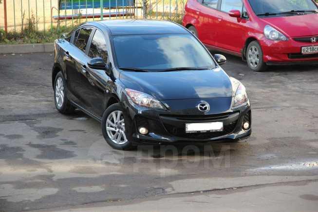 Mazda Mazda3, 2013 год, 650 000 руб.