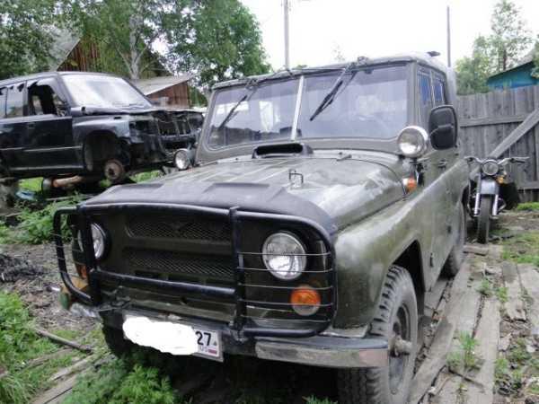 УАЗ 469, 1982 год, 185 000 руб.