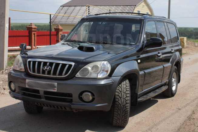 Hyundai Terracan, 2001 год, 290 000 руб.