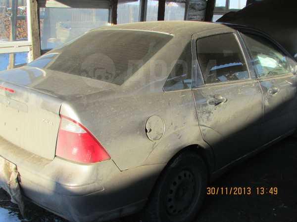 Ford Focus, 2005 год, 120 000 руб.