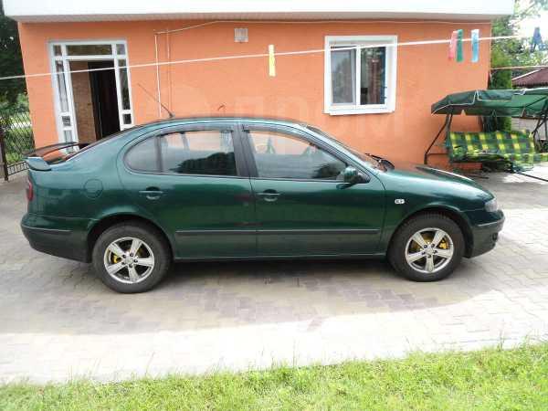 SEAT Toledo, 2001 год, 250 000 руб.