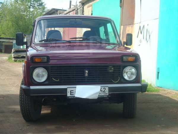 Лада 4x4 2121 Нива, 2004 год, 195 000 руб.