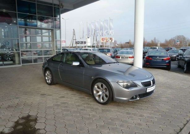 BMW 6-Series, 2004 год, 870 000 руб.