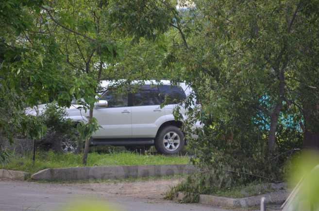 Toyota Land Cruiser Prado, 2005 год, 990 000 руб.