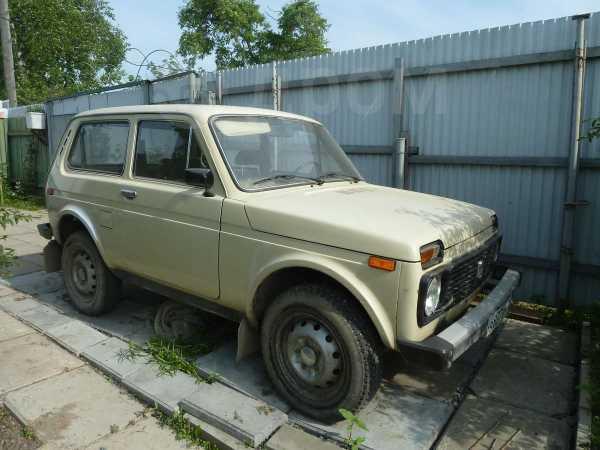 Лада 4x4 2121 Нива, 1989 год, 135 000 руб.