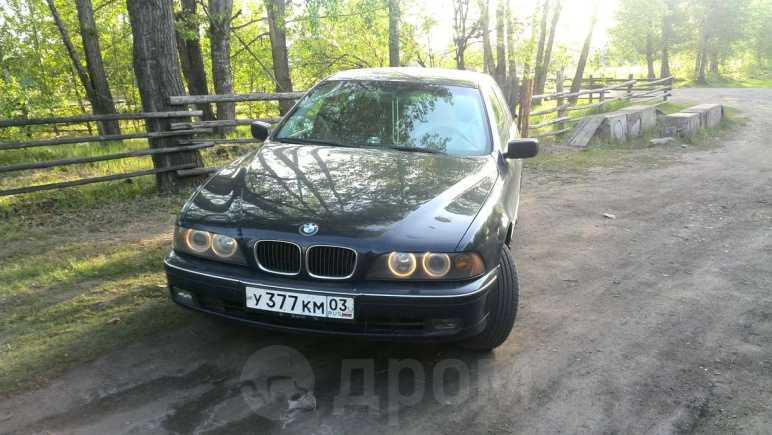 BMW 5-Series, 2000 год, 460 000 руб.