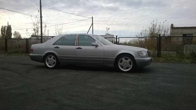 Mercedes-Benz S-Class, 1995 год, 320 000 руб.