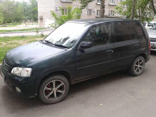 Mazda Demio, 1999 год, 140 000 руб.
