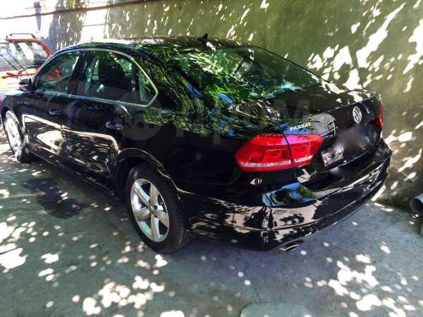 Volkswagen Passat, 2012 год, $28500