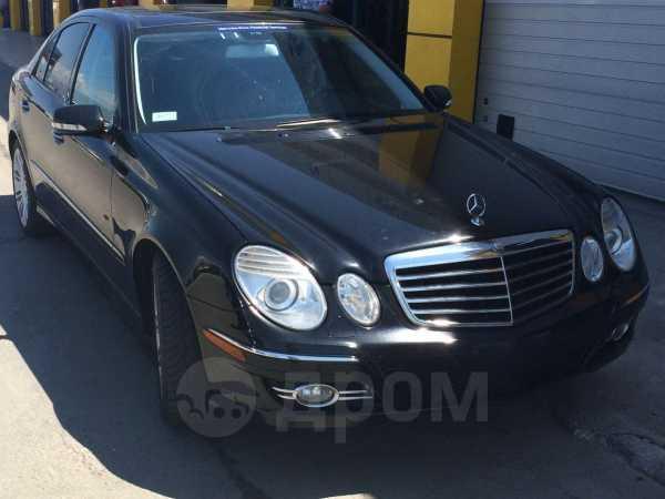 Mercedes-Benz E-Class, 2008 год, $28000