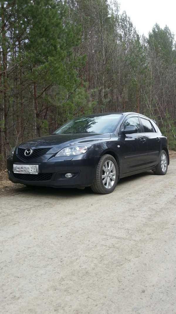 Mazda Mazda3, 2007 год, 415 000 руб.