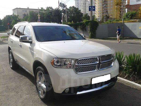 Dodge Durango, 2011 год, 1 980 000 руб.