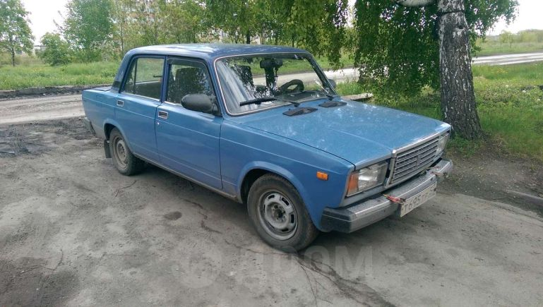Лада 2107, 2005 год, 80 000 руб.