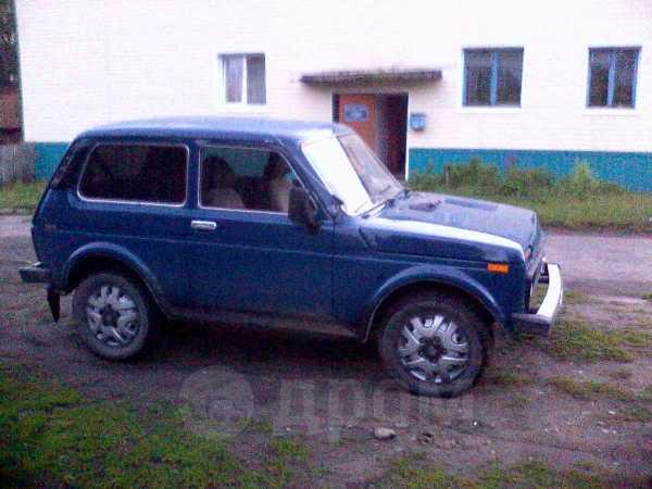 Лада 4x4 2121 Нива, 2002 год, 155 000 руб.