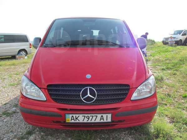 Mercedes-Benz Vito, 2004 год, $14000