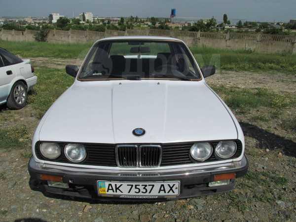 BMW 3-Series, 1984 год, $3200