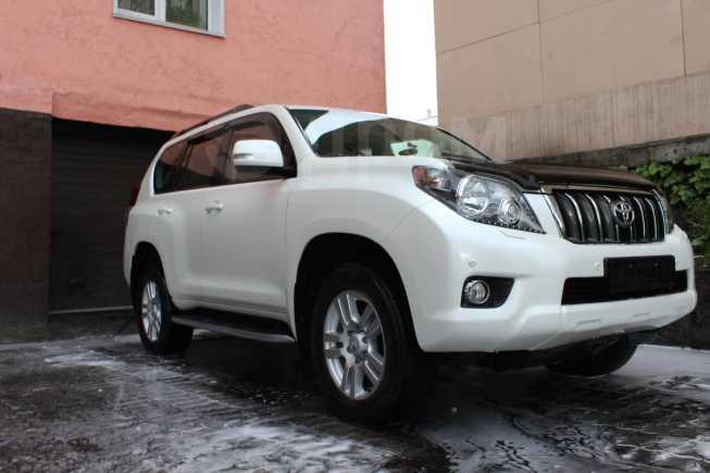 Toyota Land Cruiser Prado, 2010 год, 1 700 000 руб.