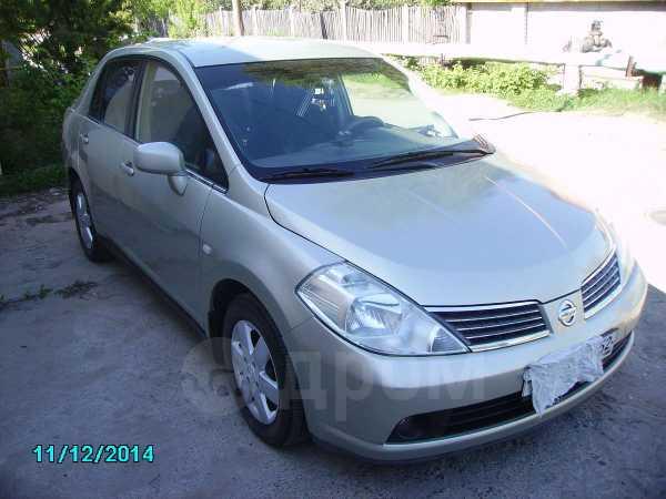 Nissan Tiida, 2005 год, 270 000 руб.