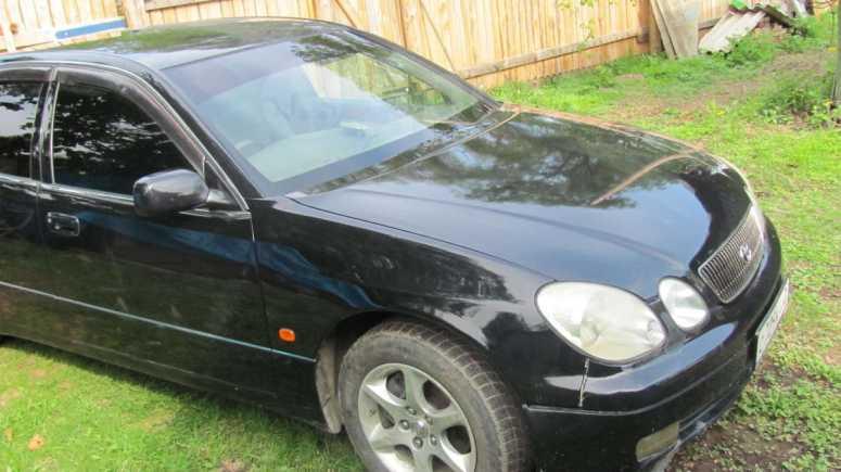 Toyota Aristo, 2002 год, 110 000 руб.