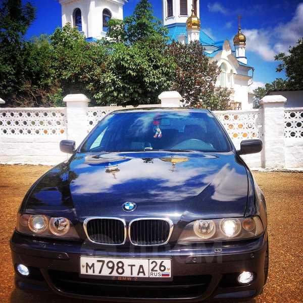 BMW 5-Series, 2002 год, $14000