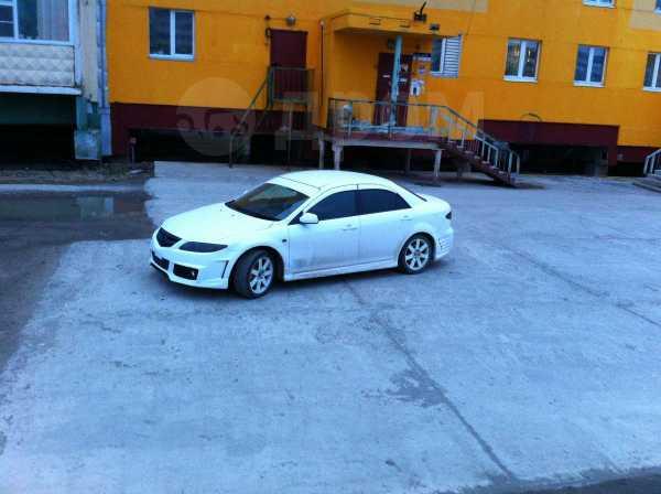 Mazda Atenza, 2003 год, 515 000 руб.