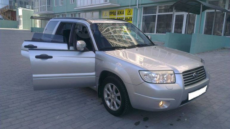 Subaru Forester, 2006 год, $13800
