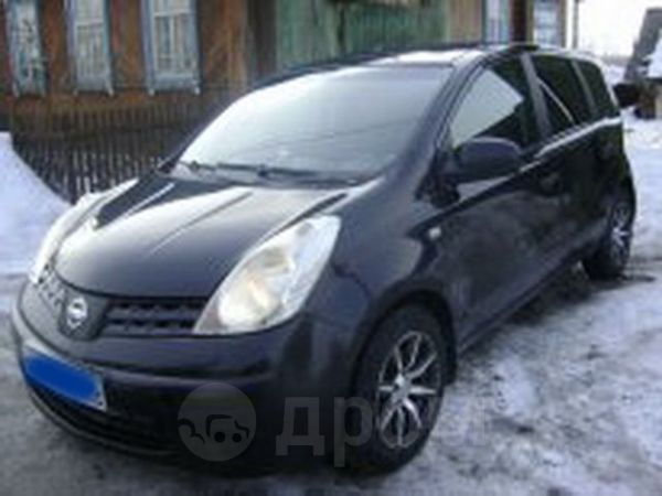 Nissan Note, 2007 год, 270 000 руб.