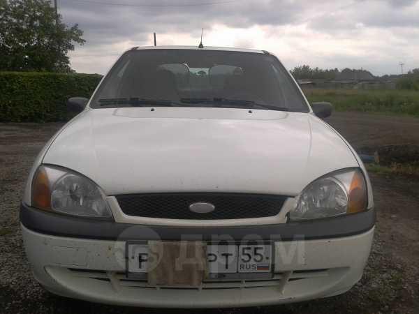 Ford Fiesta, 2001 год, 160 000 руб.