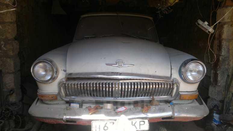 ГАЗ 21 Волга, 1962 год, 170 000 руб.