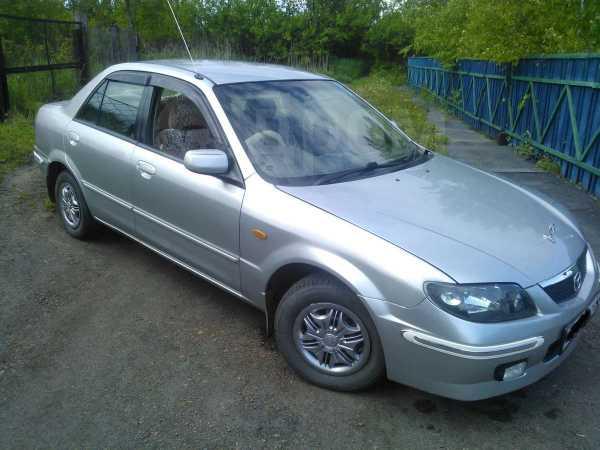 Mazda Familia, 2003 год, 270 000 руб.