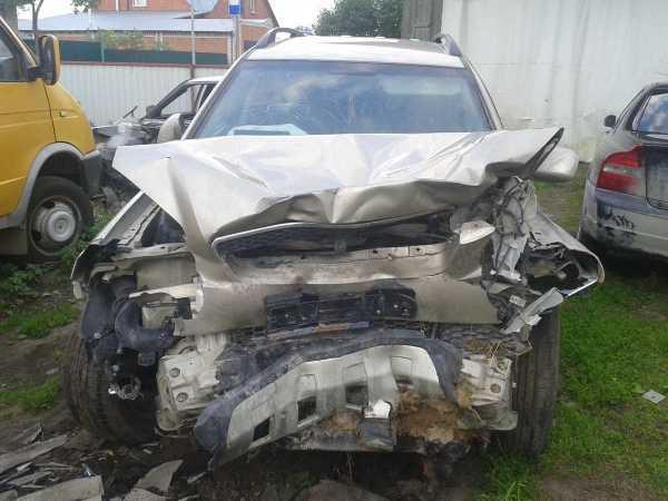 Chevrolet Captiva, 2007 год, 200 000 руб.