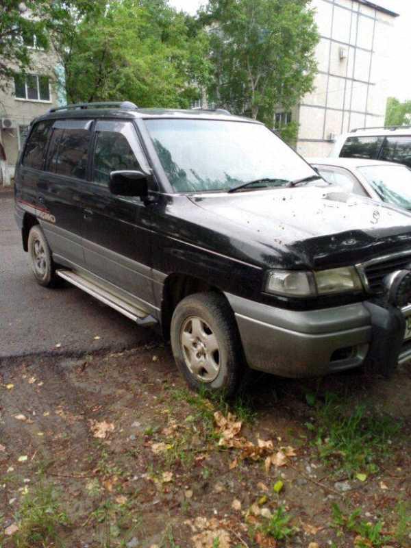 Mazda MPV, 1997 год, 310 000 руб.