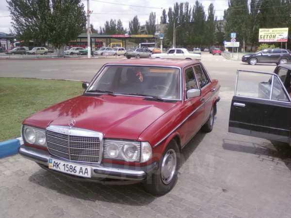 Mercedes-Benz C-Class, 1979 год, $2699