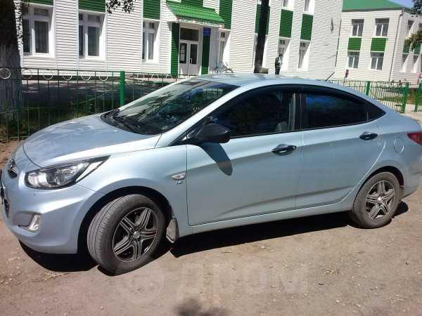 Hyundai Solaris, 2012 год, 580 000 руб.