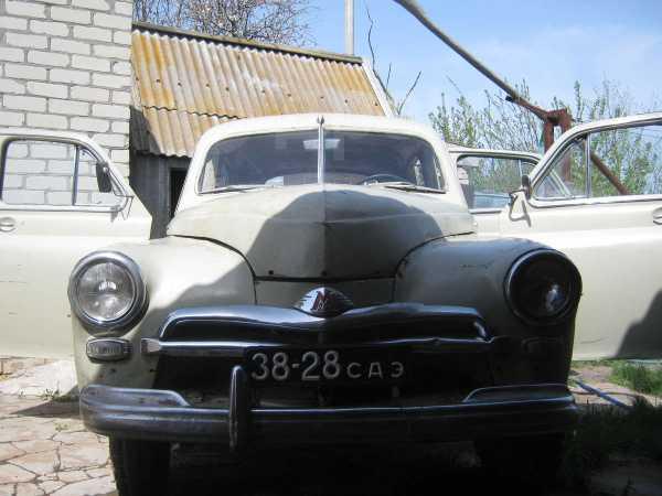 ГАЗ Победа, 1957 год, 130 000 руб.