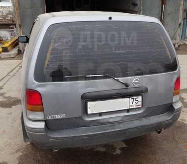 Nissan AD, 1991 год, 35 000 руб.