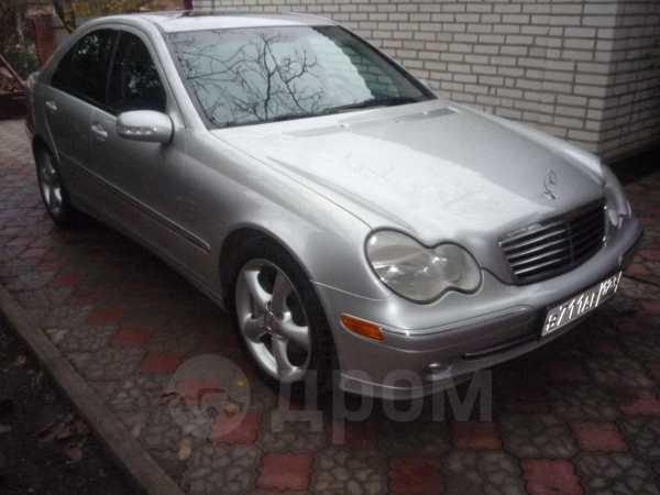 Mercedes-Benz C-Class, 2004 год, 505 000 руб.