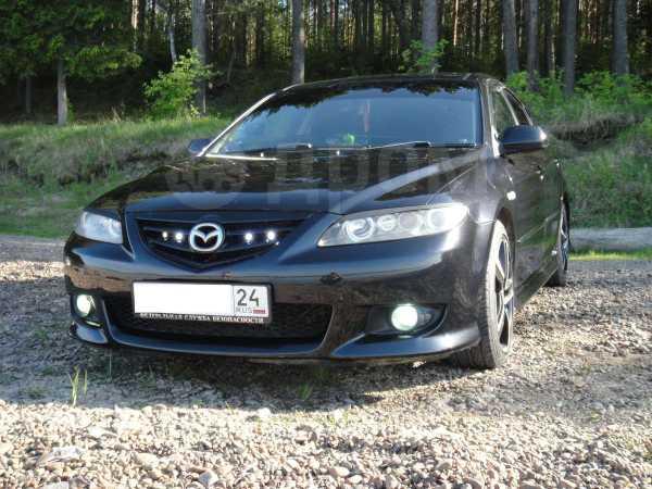 Mazda Atenza, 2003 год, 450 000 руб.