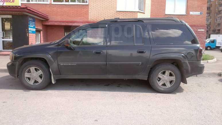 Chevrolet TrailBlazer, 2002 год, 430 000 руб.
