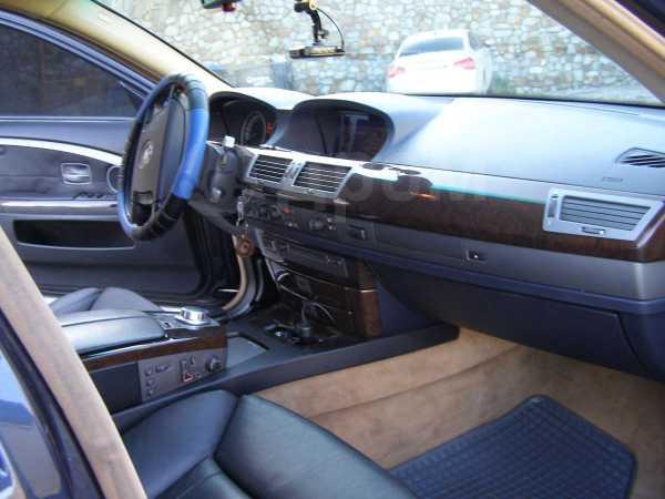 BMW 7-Series, 2002 год, $27000