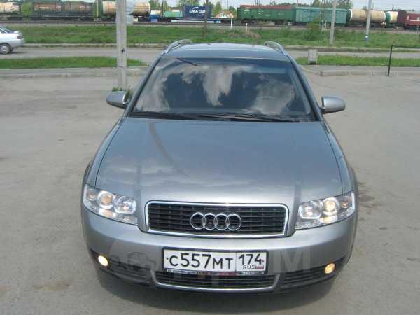 Audi A4, 2002 год, 400 000 руб.