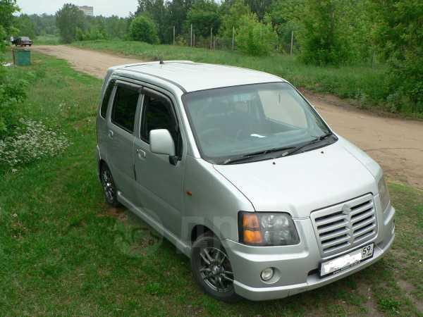 Suzuki Wagon R Solio, 2000 год, 160 000 руб.